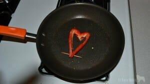 Bell Pepper Heart