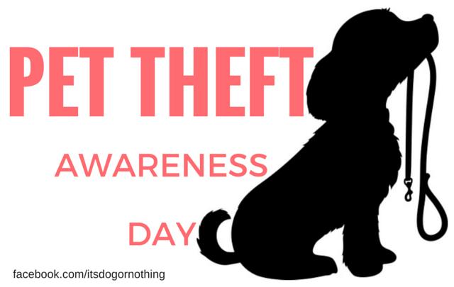 Pet Theft Awareness Day