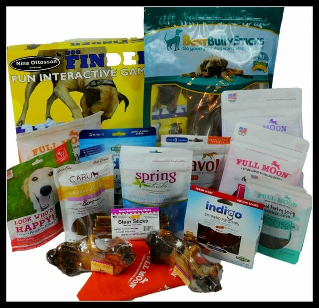 It's Dog or Nothing's Blogiversary Giveaway