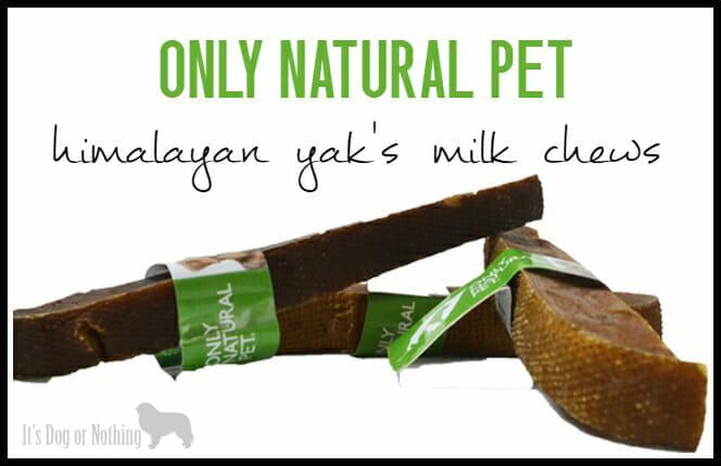 Only Natural Pet: Himalayan Yak's Milk Chews