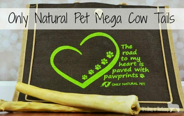 Only Natural Pet Mega Cow Tails