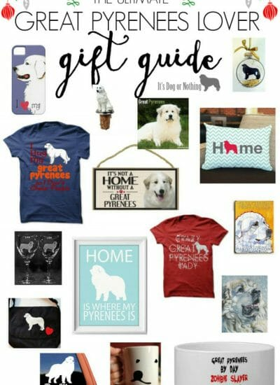 Ultimate Great Pyrenees Lover Gift Guide