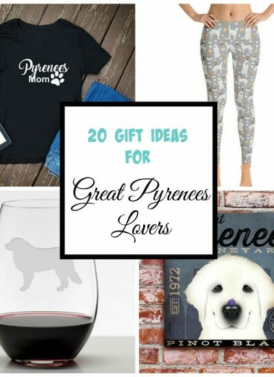 20 Gift Ideas for Great Pyrenees Lovers | 2017